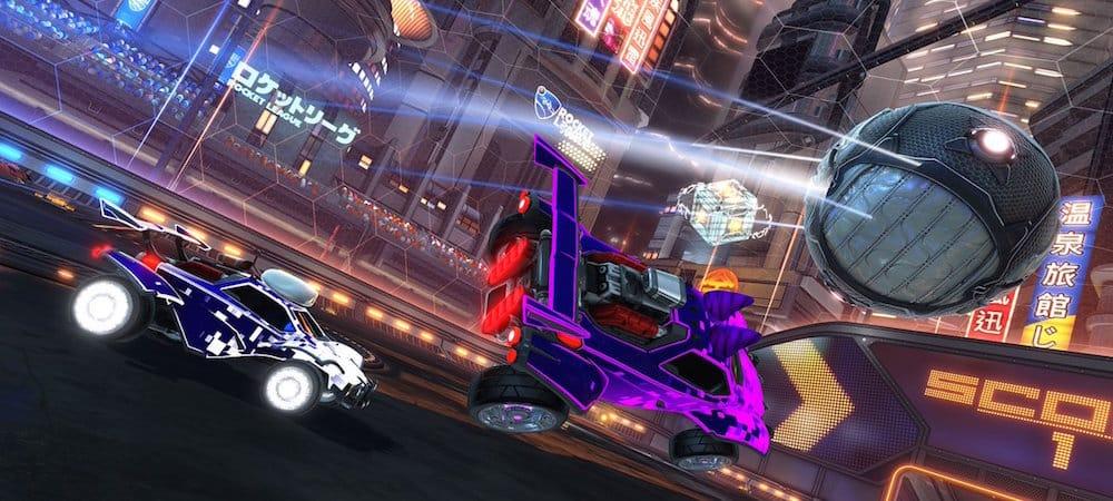 Rocket League: sauvez vos cages plus facilement grâce au patch d'automne !