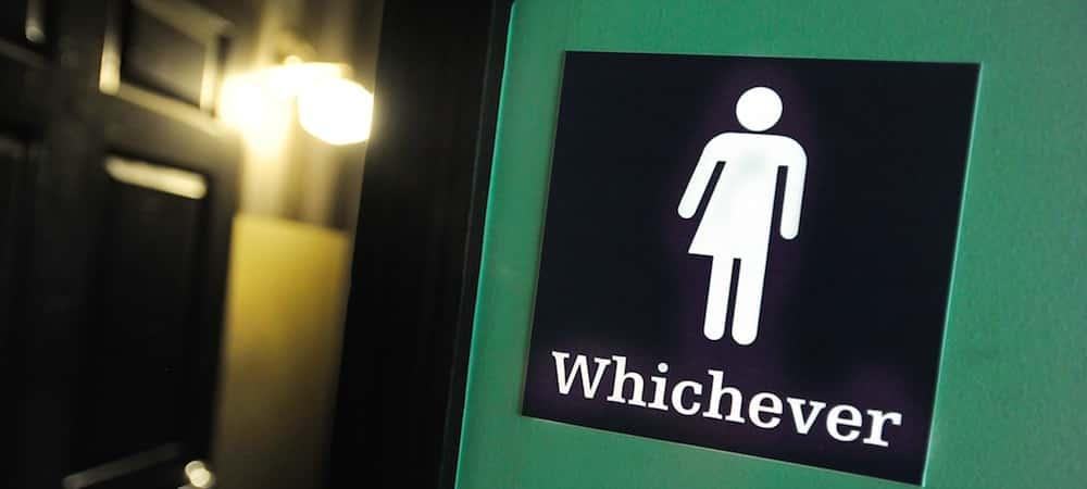 Université: la fac de Tours ouvre des toilettes pour transgenres