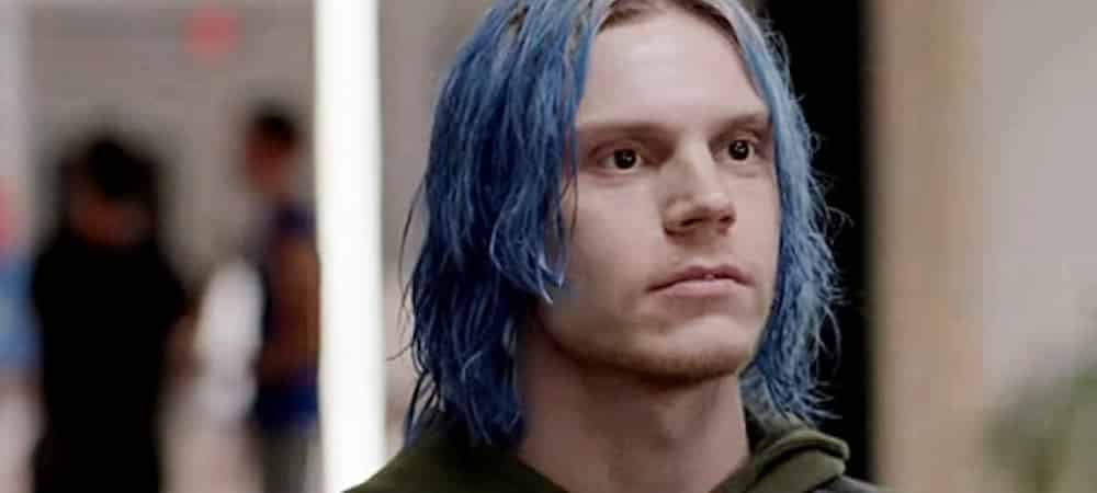 American Horror Story saison 8: Evan Peters se déguise en Andy Warhol !
