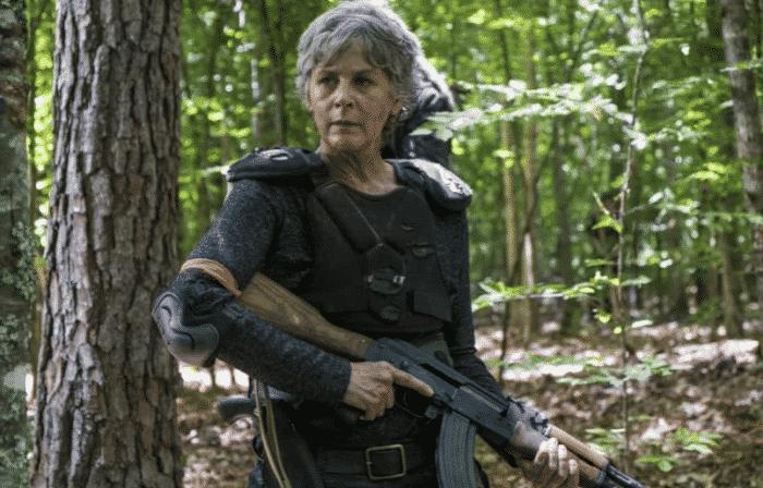 The Walking Dead saison 8: Ezekiel et Carol très proches sur les photos de l'épisode 2 !