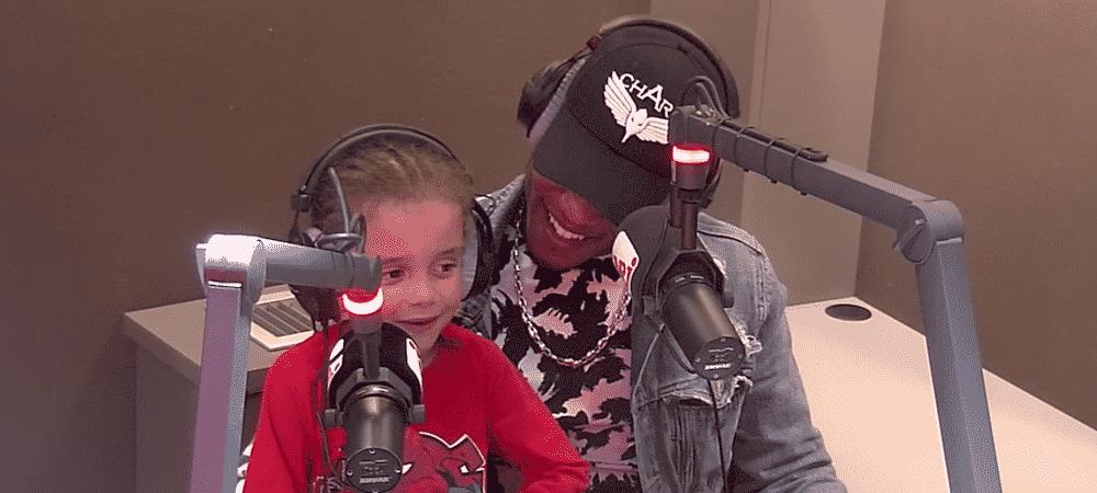 """Niska chante """"Réseaux"""" en featuring avec un enfant de 6 ans !"""