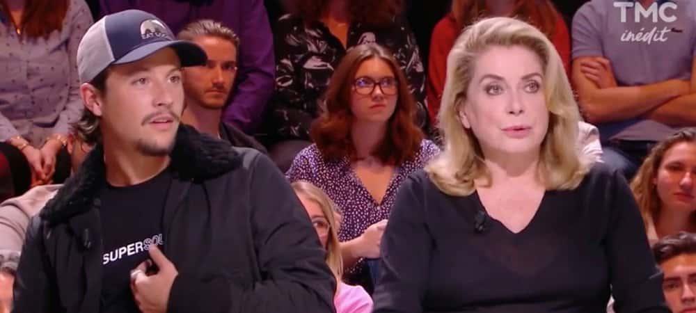 Quotidien: Nekfeu et Catherine Deneuve en désaccord sur #Balancetonporc !