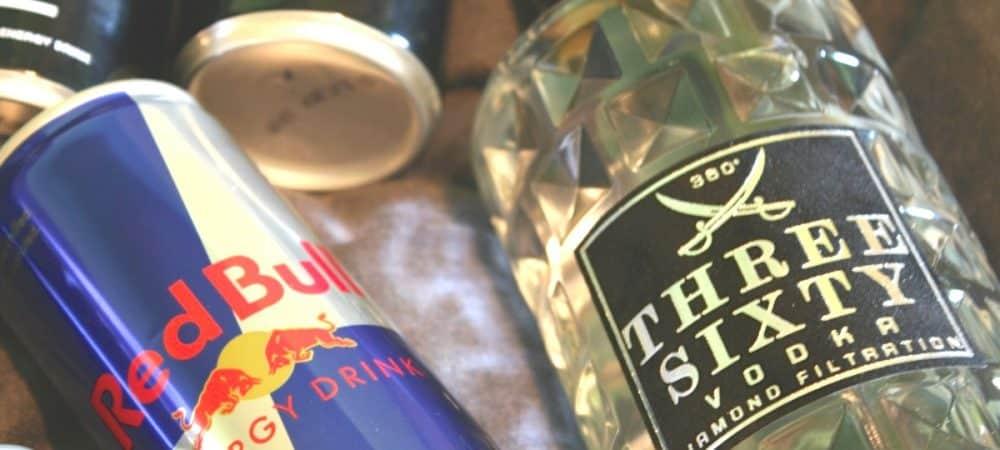 Santé le mix boissons énergisantes et alcools aurait les mêmes effets que la cocaïne grande