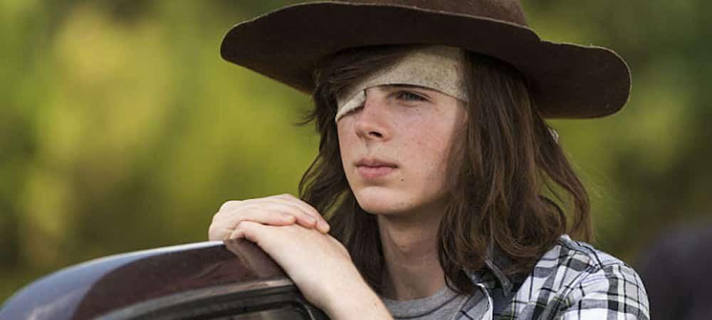 The Walking Dead saison 8: Carl pourrait bientôt mourir dans la série !