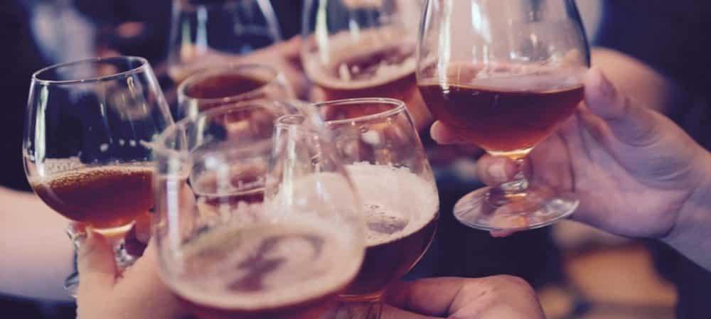 Alcool l'insomnie pourrait être la cause d'une trop forte consommation d'alcool grande