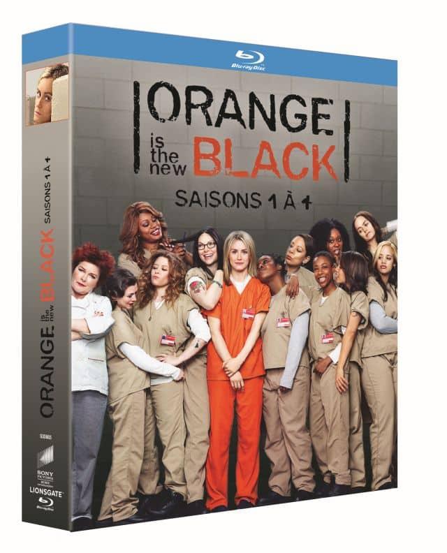 Jeux concours GAGNE ton coffret complet Orange is The New Black en Blu-Ray article