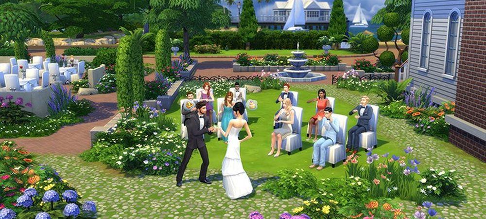 Les Sims 4 arrive aujourd'hui sur PlayStation 4 et Xbox One grande