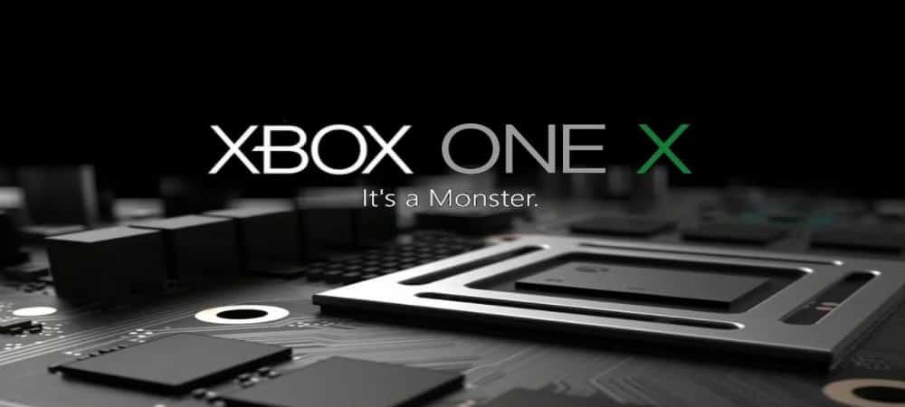 Xbox One X Voici la liste des jeux mis à niveau pour la 4K !