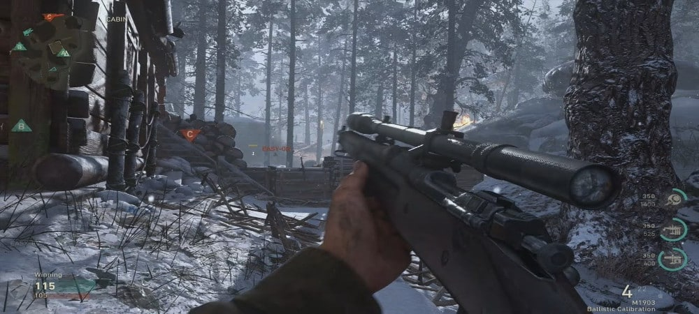 Call of Duty WWII: La Tactical Nuke fait enfin son come back !