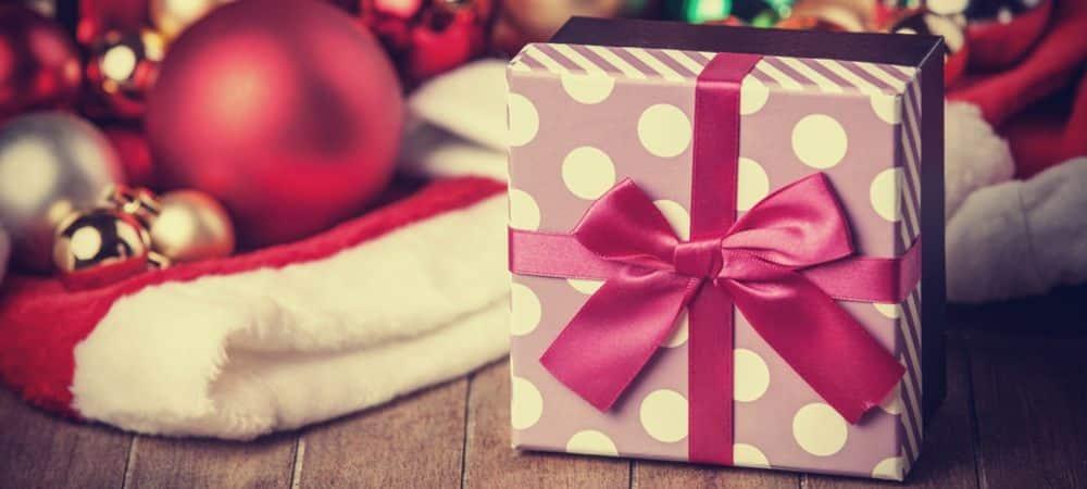 Cadeaux de Noel, un casse-tête pour les jeunes couples grande