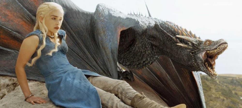Game of Thrones: On sait d'où vient le rugissement de Drogon !