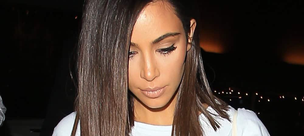 Kim Kardashian divorcée après l'arrivée de son troisième enfant ?