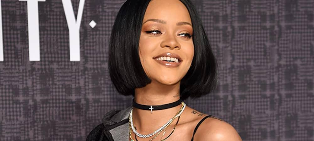 Rihanna déjà fiancée ? Elle a des idées pour son mariage !