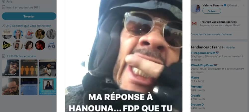TPMP: JoeyStarr insulte (encore) Cyril Hanouna, qui lui répond sur Twitter