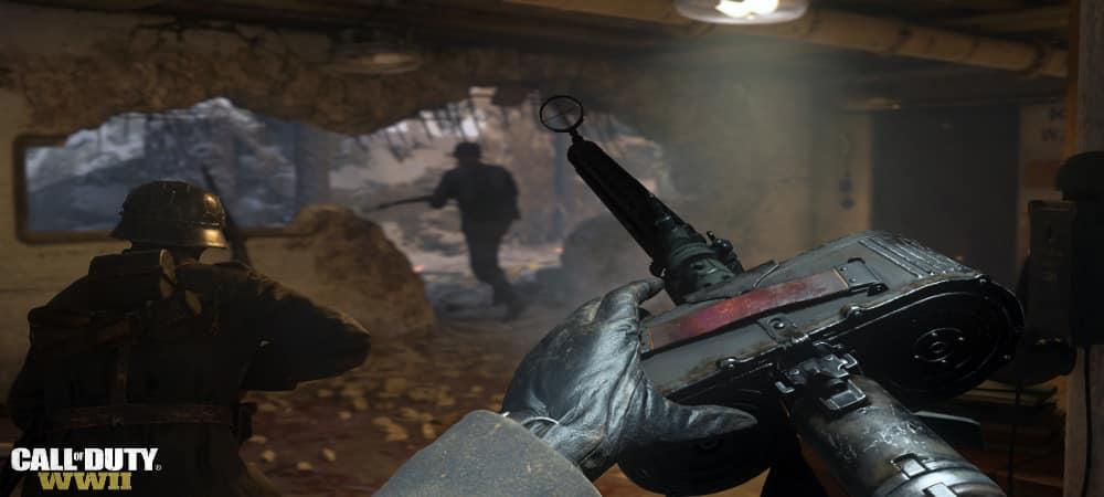 Ventes Call of Duty WWII est le jeu le mieux vendu de la semaine !