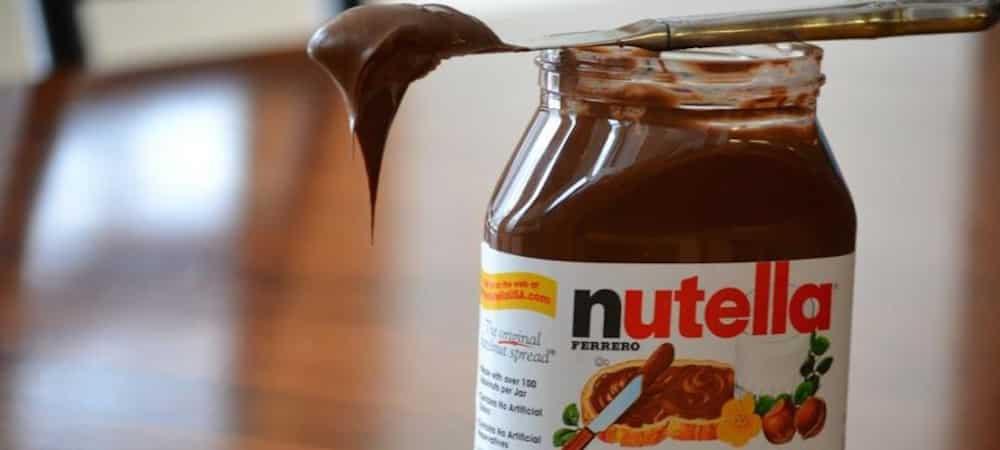 Nutella: les nutritionnistes fracassent la nouvelle campagne de pub !