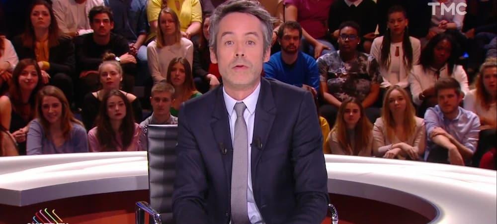 """Quotidien: Yann Barthès répond aux insultes de Laurent Wauquiez """"voyous"""" et """"manipulateurs"""" !"""