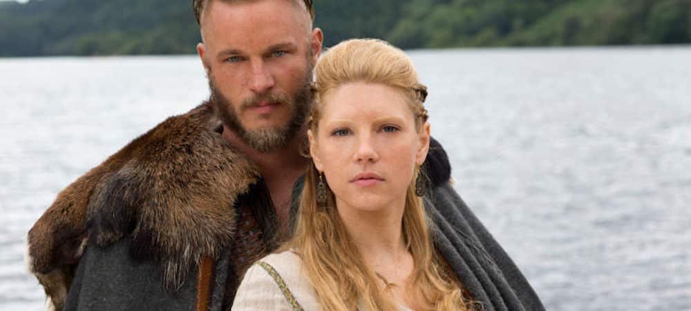 Vikings saison 6: Katheryn Winnick rend hommage à Ragnar