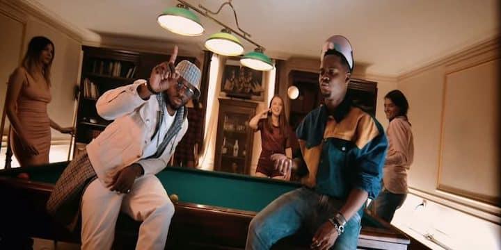 """Black M et Dadju dévoilent le clip """"Tout se passe après minuit"""" !"""