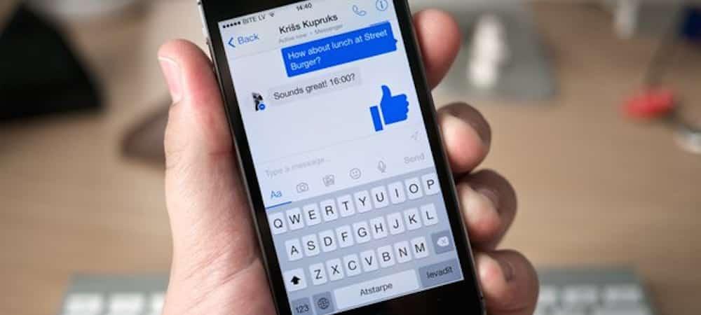 Facebook: découvrez 10 fonctionnalités cachées sur Messenger !