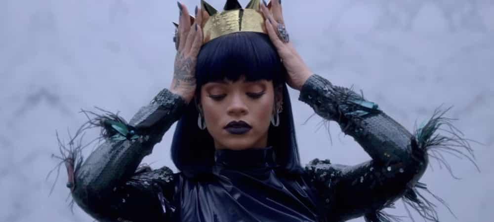 Rihanna défonce Snapchat après la diffusion d'une pub scandaleuse !