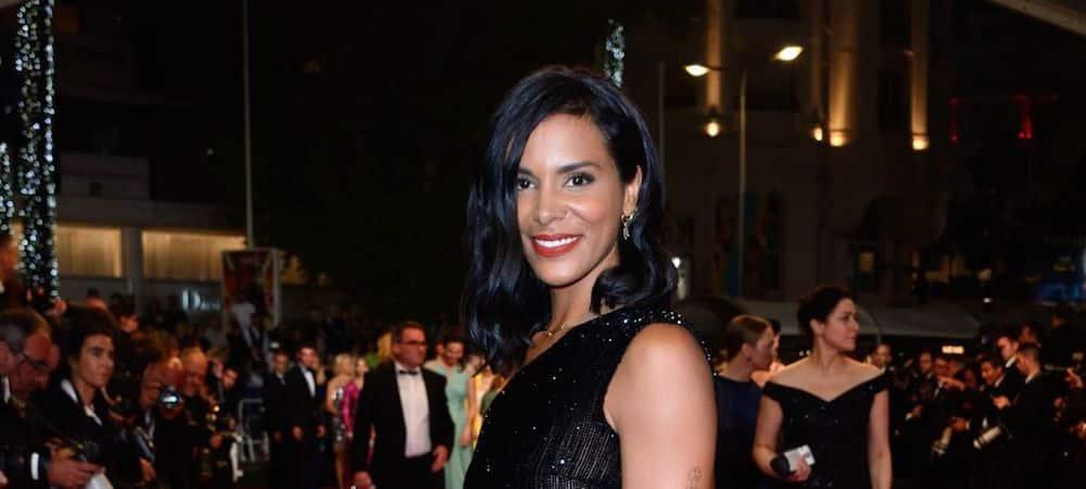 Festival de Cannes 2018: Shy'm fait sensation en robe fendue à paillettes!