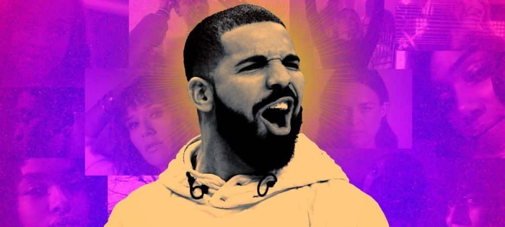 Drake Il égale Michael Jackson en tête du Billboard grande