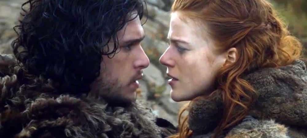Game of Thrones: Le mariage de Kit Harrington et de Rose Leslie est pour bientôt !