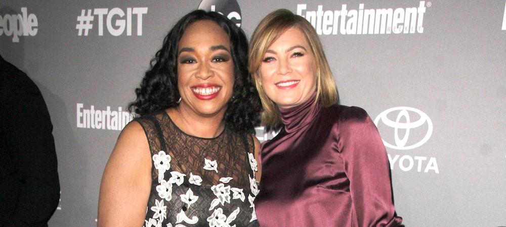 Grey's Anatomy: La productrice Shonda Rhimes prépare une série pour Netflix!