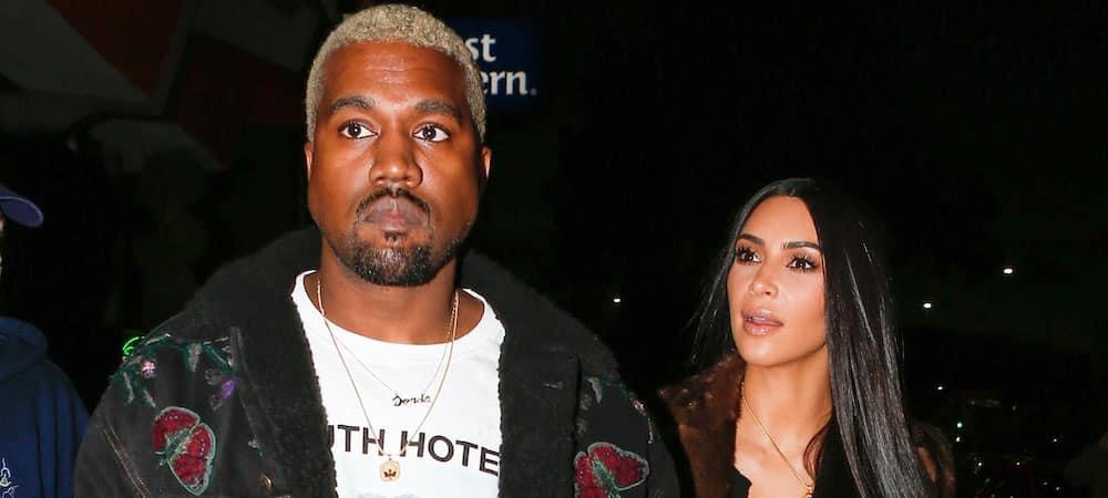 Kanye West: après un scandale il propose à Kim Kardashian de le quitter !