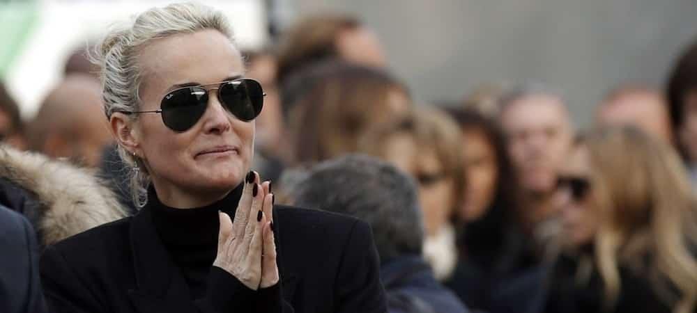 Laetitia Hallyday huée en pleine cérémonie à Paris