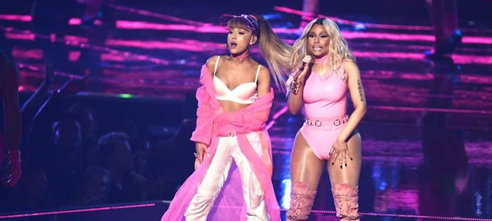 "Nicki Minaj et Ariana Grande: Elles sortent leur nouveau single ""Bed"" !"
