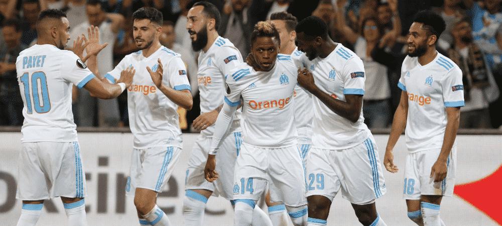 OM le nouveau maillot extérieur de Marseille a fuité sur internet grande