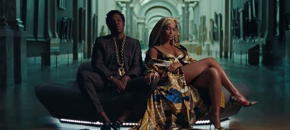 Beyonce et Jay-z faites le même parcours que dans le clip Apeshit au Louvre ! grande