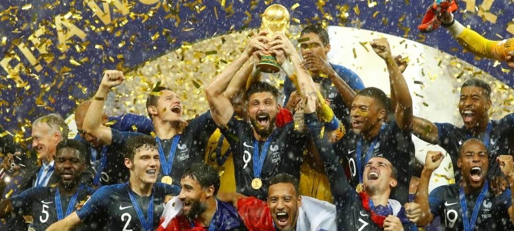 Coupe du Monde 2018: La finale France - Croatie n'est que la 9e audience de l'Histoire grande
