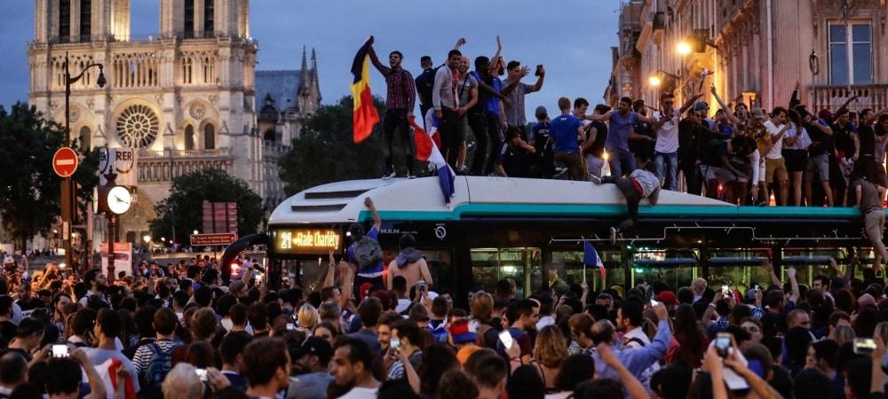Coupe du Monde 2018: Peut-on klaxonner en cas de victoire des Bleus grande