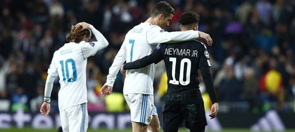 Cristiano Ronaldo: Neymar lui rend hommage et salue son arrivée à la Juventus grande