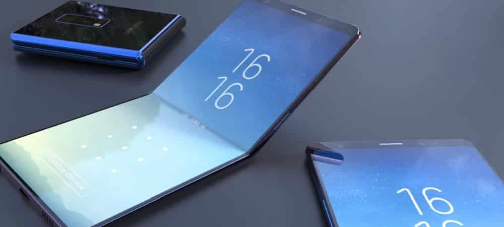 Huawei pourrait sortir son smartphone pliable avant Apple et Samsung grande