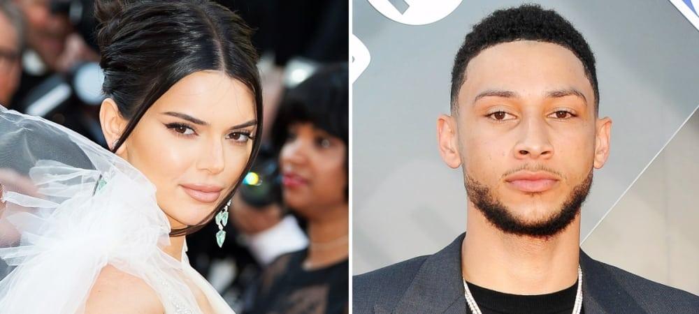Kendall Jenner Ben Simmons lui serait infidèle selon son ex Tinashe grande