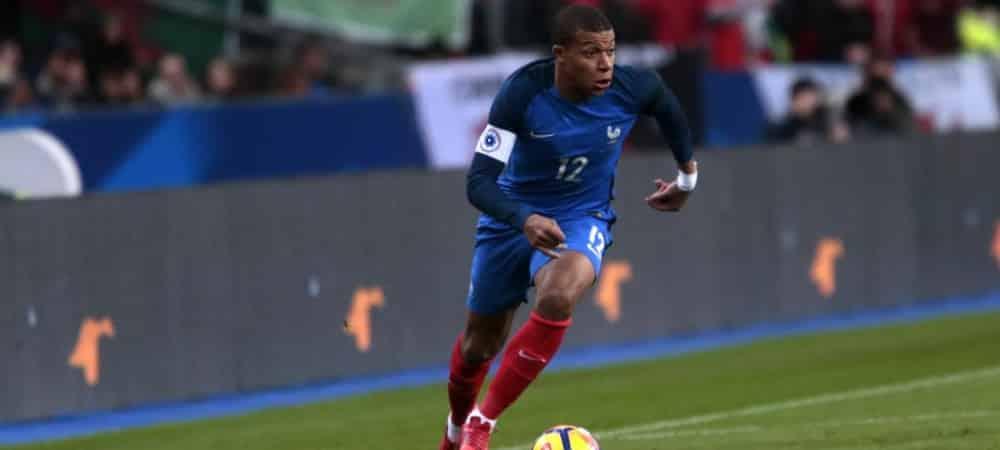 Kylian Mbappé n'a pris aucune vidéo sur la pelouse après avoir gagné la Coupe du Monde grande