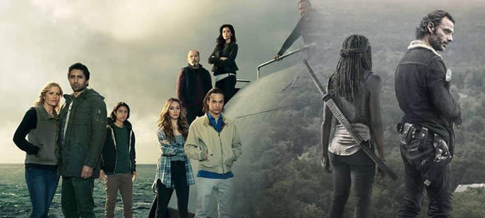 The Walking Dead et Fear The Walking Dead bientôt réunis en une seule série GRANDE