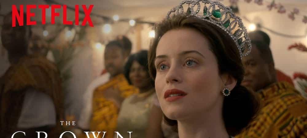 The Crown saison 3: Découvrez la première photo d'Elizabeth II dévoilée par Netflix !