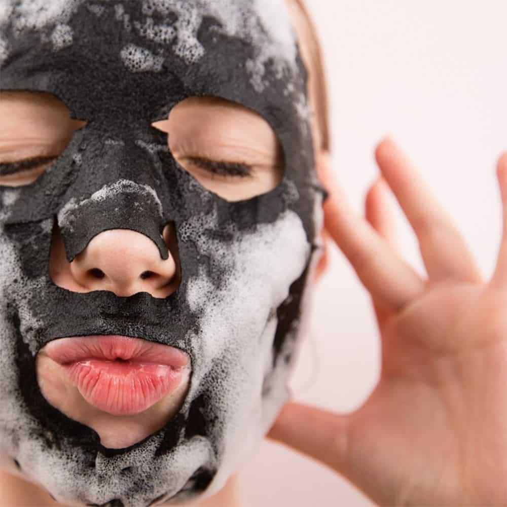 Bubble Mask le masque du visage