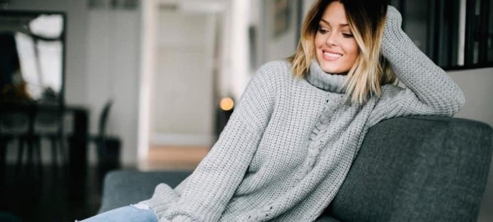 Instagram: Caroline Receveur prend la pose à bord de la BMW X6 !
