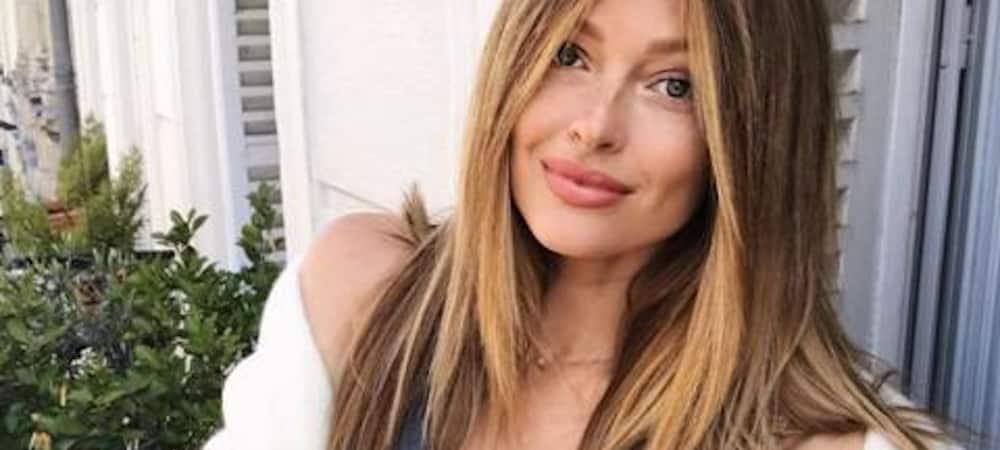 Instagram: Caroline Receveur au top pour le Fashion Show Isabel Marant !