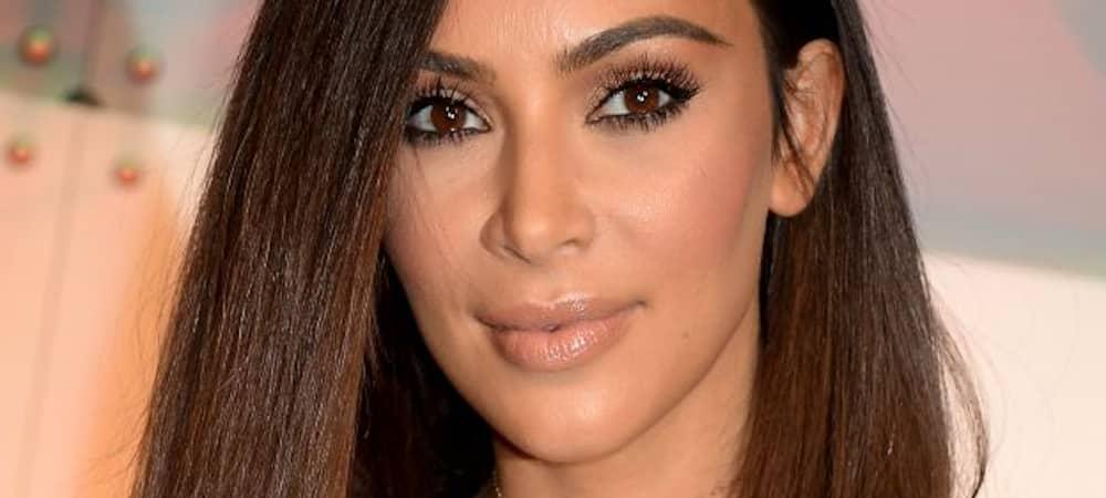 Instagram: Kim Kardashian cache ses fesses avec une ficelle !