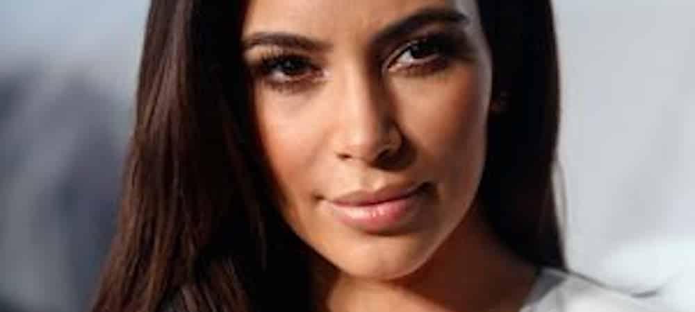 Instagram: Kim Kardashian nostalgique du collège !