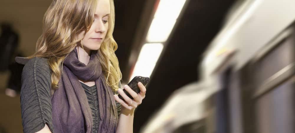 La 4G sera bientôt disponible dans tous les trains d'Ile-de-France !