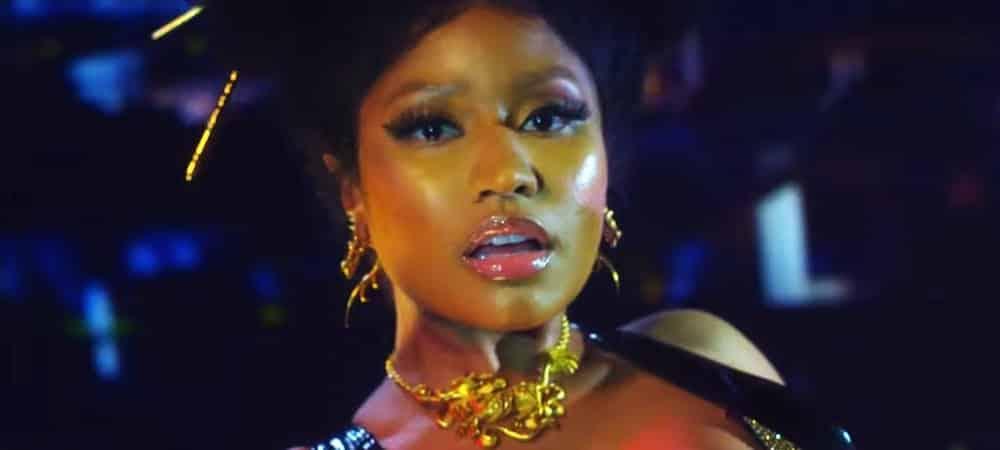 Nicki Minaj: sa collaboration avec Diesel fait beaucoup de bruit !