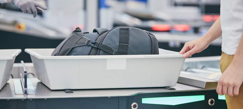 Santé: les plateaux de sécurité d'aéroports plein de virus !